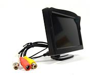 """Монітор камери заднього виду 5 """" з 2-ма відеовиходами, фото 6"""