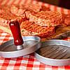 Пресс для гамбургеров и котлет металлический Browin 12 см, фото 2