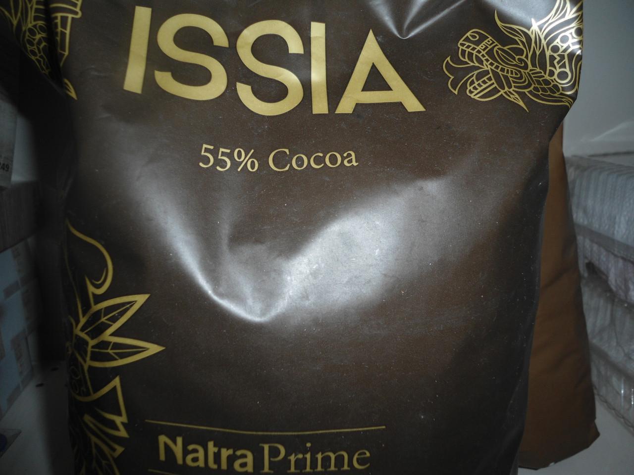 Чёрный шоколад  ЭЛИТ Natra Prime 54%(код 04478)