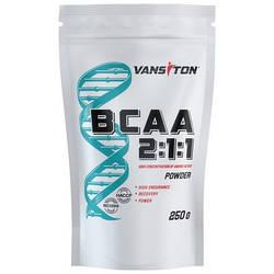 Амінокислоти Vansiton BCAA 2:1:1 (250г) без смаку