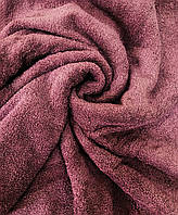 Полотенце махровое Морозная вишня 70*140