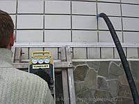 Утепление пеноизолом стен фасада, фото 1