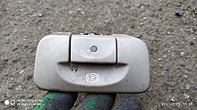 Кнопка стояночного тормоза  Рено Лагуна 2 б / у