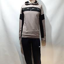 Спортивний костюм жіночий Весна-Осінь у стилі Nike