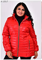 Женские куртки  большие размеры 54-70, фото 1