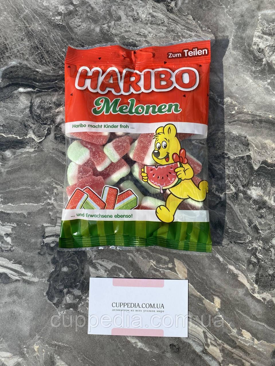 Желейні цукерки Haribo Melonen 175 грм