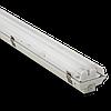 Герметичний світильник люмінесцентний Atom-771 ЛПП 2x58W IP67 c ЕПРА і металевими пряжками
