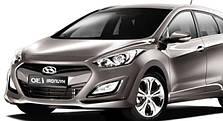 Фаркопы Hyundai I30 (2012--2018)