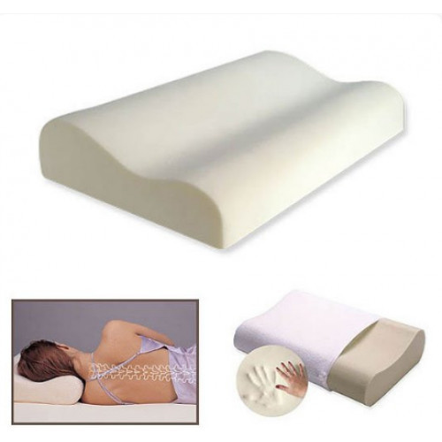 Ортопедическая анатомическая подушка с памятью Memory pillow