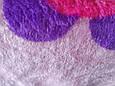 Плед детский пушистый микрофибра размер 100*140 сова, фото 3