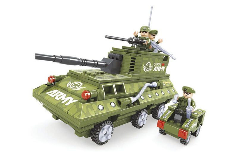 Конструктор танк купить в киеве