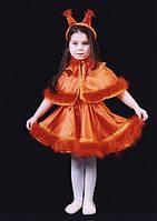 """Карнавальный костюм """"Белочка"""" для девочки, карнавальные костюмы детские- продажа, прокат, пошив"""
