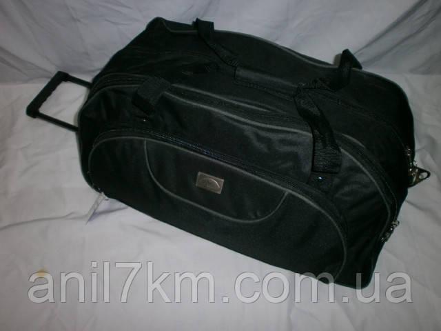Середня дорожня сумка на колесах
