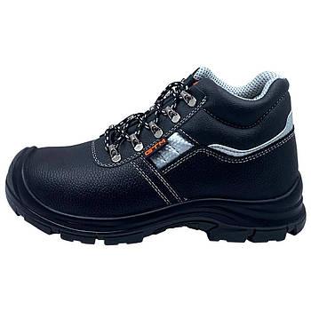 Ботинки рабочие GTM SM-070 Comfort (40-45) чёрные
