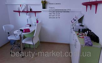 Маникюрный стол Vista, Лаборатория Venza, Стульчик мастера ZD-2106