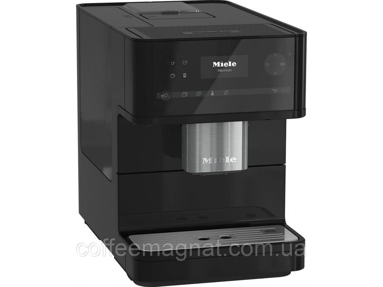 Кофеварка MIELE Соло CM6150 OBSW black