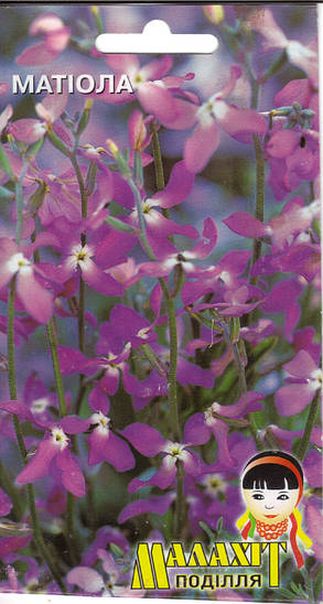 Семена цветов Матиолла профпакет (5 грамм)