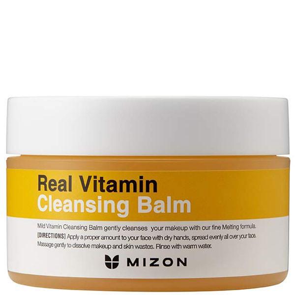 Очищаючий вітамінний бальзам Mizon Real Vitamin Cleansing Balm