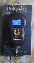 Кантер цифровий надточний Rainberg RB-603 (до 50 кг, чорний)