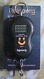 Кантер цифровой сверхточный Rainberg RB-603 (до 50 кг, черный), фото 2