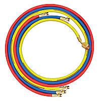 Шланг зарядный 180см, R1234YF, комплект (Mastercool, США) 83372