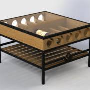 Подставка-столик для вина - 110