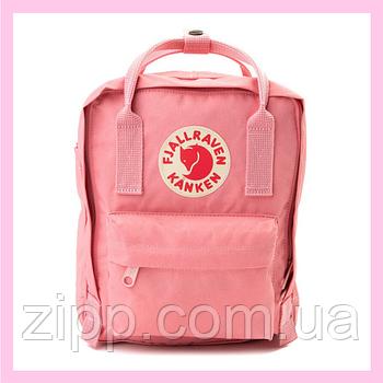 Рюкзак городской Fjallraven Kanken Classic Розовый