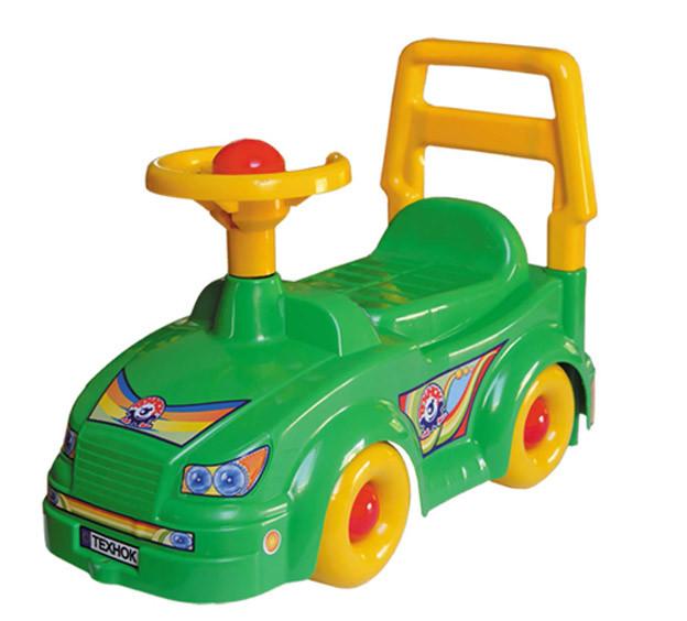 Авто для прогулянок Технок №2. 2483 (ІФ)