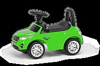 Машинка - каталка RR салатовий 2-006