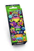 """Креативна творчість """"BUBBLE CLAY """"FLUORIC"""" 6 кольорів рос. (30)(Пок)"""