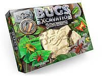 """Набір для проведення розкопу """"BUGS Excavation"""" жуки (6) (Пок)"""