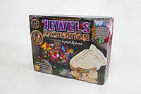 """Набір для проведення розкопу """"Jewels Excavation"""" камені (6) (Пок)"""