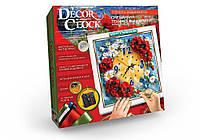 """Набір для творчості """"D ecor clock"""" (вишивка) (10)(Пок)"""