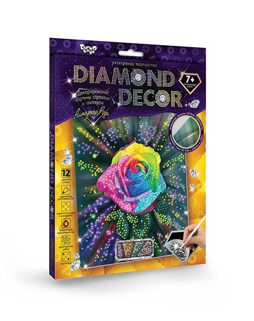 """Набір для творчості """"Diamond Decor"""" (Пок)"""