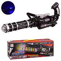 Зброя батар. 2208A (72шт/2) світло,звук,в кор. 32*9*11 см, р-р іграшки – 32 см(КИ)