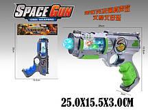 Пістолет батар. RF224C-1 (1768831) (144шт/2) світло, звук, в пакеті 30*19,5 см(КИ)