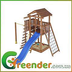 Игровые площадки песочницы для детей Leaf 2