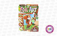 """Набір для творчості """"Аплікація кольоровою фольгою"""" Foil Art """"(Пок)"""