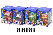 Герої (коробка, 4 віді) 9009ABCD р. 14 * 10 * 10,5 див. (Мас)