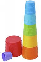 """Іграшка """"Пірамідка ТехноК"""", арт.4661(ІФ)"""