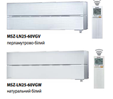 Кондиционер Mitsubishi Electric PREMIUM INVERTER ZUBADAN  (Pearl White) MSZ-LN35VGV-E1/MUZ-LN35VG-E1, фото 2
