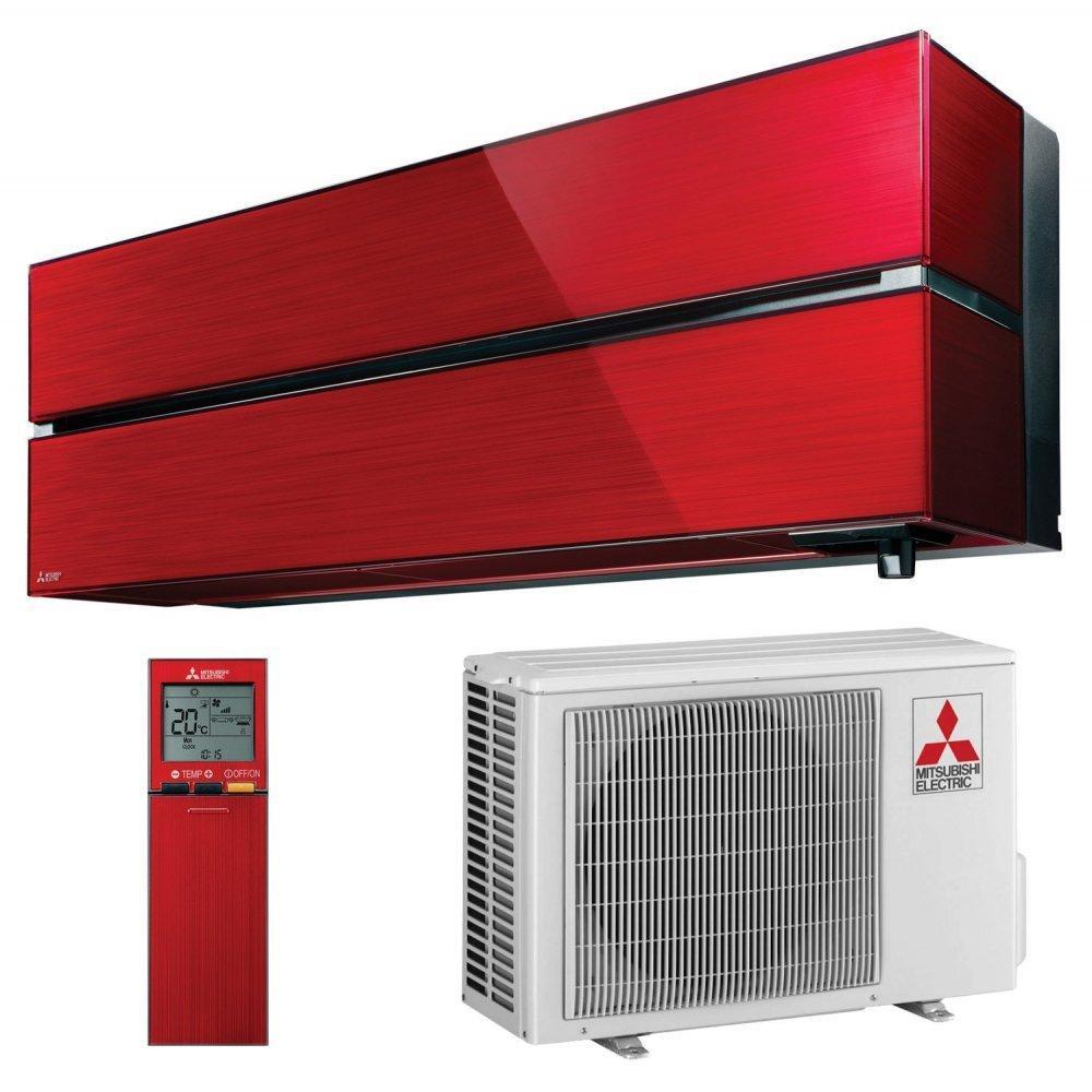 Кондиціонер Mitsubishi Electric PREMIUM INVERTER ZUBADAN (Ruby Red) MSZ-LN50VGR-E1/MUZ-LN50VG-E1