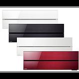 Кондиціонер Mitsubishi Electric PREMIUM INVERTER ZUBADAN (Ruby Red) MSZ-LN50VGR-E1/MUZ-LN50VG-E1, фото 7