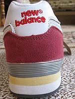 New Balance 574 кроссовки унисекс., фото 1