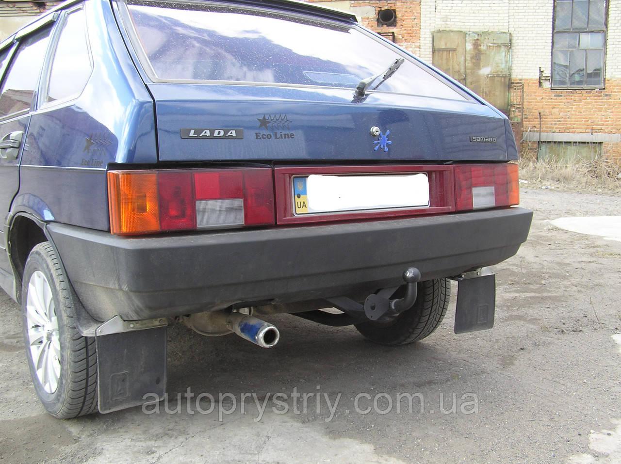Фаркоп - ВАЗ-2109 Lada Хэтчбек (1987-2011) сварной