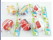 Водоплавні іграшки TY919-P (288шт/2) 6видов, в пакеті 12*6(КИ)