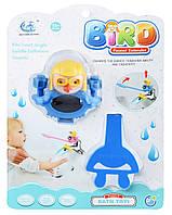 """Іграшка у ванну """"Пташка"""" (насадка на кран, коробка) 9002A р.29,5 * 21 * 8,5 см (Мас)"""