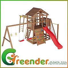 Детские игровые комплексы на улице Leaf 5