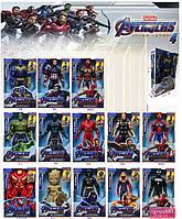 Герої 99108 (72/2) 13 видів, світло, звук, в коробці