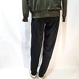Спортивный костюм мужской Весна-Осень в стиле Puma оливковый, фото 8